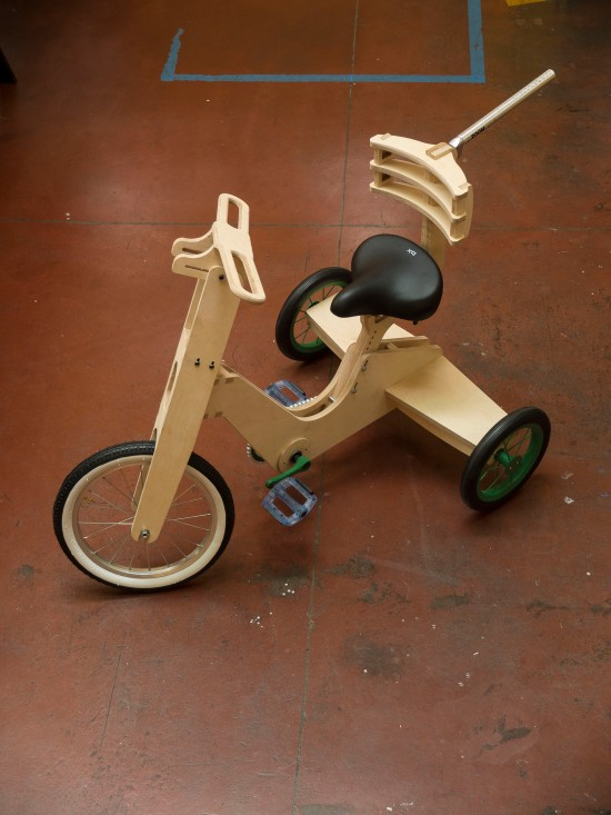 Bici Lorenzo - Interno004